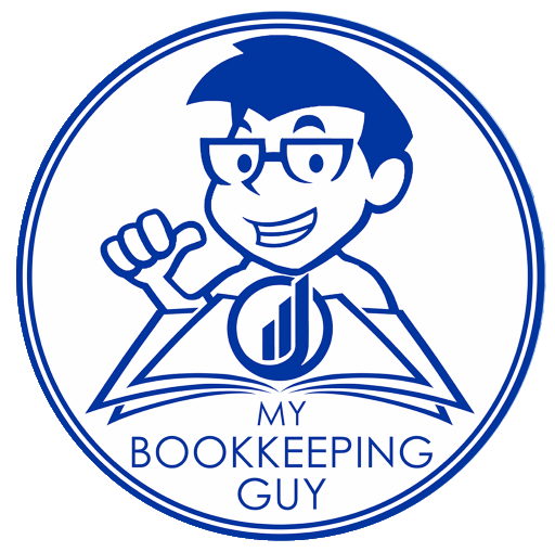 My Bookkeeping Guy Logo